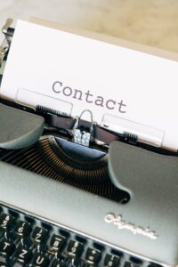 contact page image